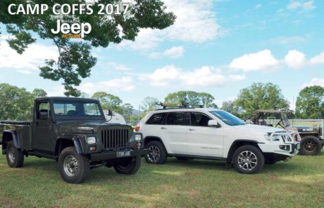 Jeep Action Magazine Camp Coffs 2017