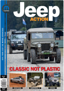 image: Jeep Action Magazine Sept Oct 2016 cover