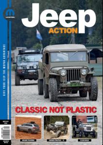 jeep action australia magazine cover