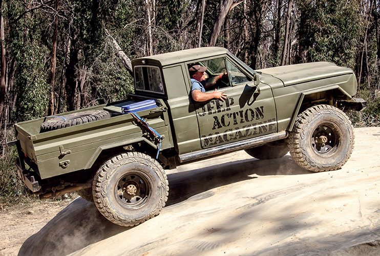 75 Years Of Jeep In Australia Jeep Action Magazine