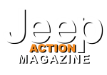 Jeep Action Magazine Sticky Logo