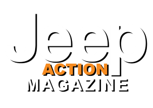 Jeep Action Magazine Retina Logo