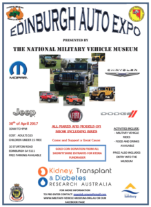 Edinburgh Auto Expo 2017