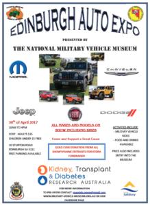 Edinburgh Auto Expo 2017