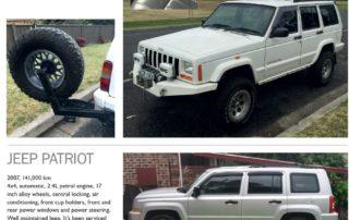 March-April 2017 - Jeeps for Sale