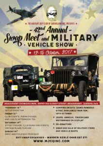 MILITARY JEEP CLUB QLD