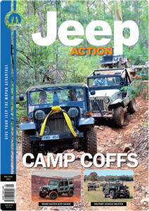 Jeep Action Magazine - May June 2017 cover
