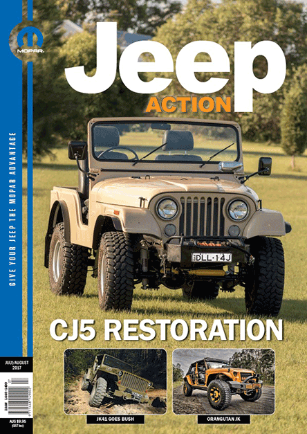 July August 2017 Front Cover
