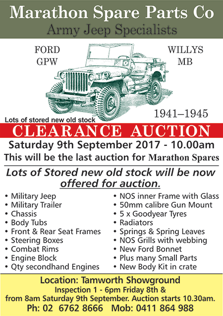 marathonspares-auction-9-Sept-2017
