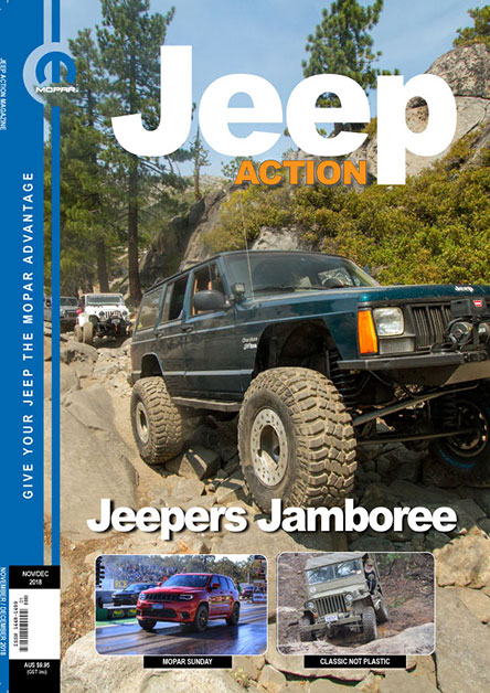 Editorial Nov Dec 2018 Jeep Action Magazine