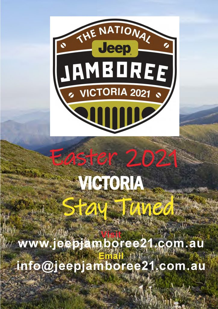 Jeep Jamboree 2021 Jeep Action Magazine